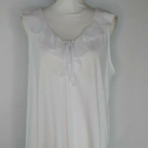 French Laundry Womens Top Blouse Size 14/16